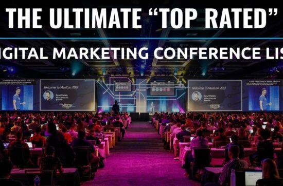 Top Digital Marketing Conferences of 2020